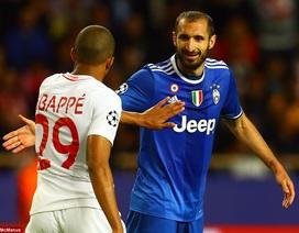 """Mbappe: """"Monaco quá non nớt trước cáo già Juventus"""""""