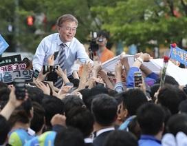 Hàn Quốc đứng trước bước ngoặt chính trị lớn