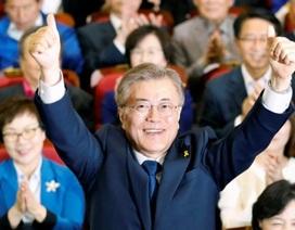Ông Moon Jae-in nhiều khả năng đắc cử tổng thống Hàn Quốc