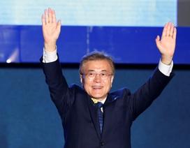Người con gốc Triều Tiên trở thành tổng thống Hàn Quốc