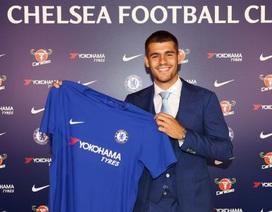 Vì sao CĐV Chelsea lại phản đối Morata mặc áo số 9?