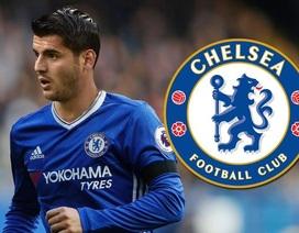 """Chelsea chính thức sở hữu """"bom tấn"""" Morata với giá kỷ lục"""