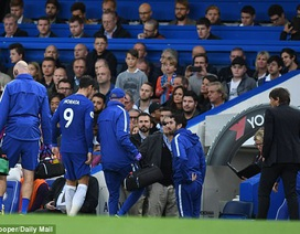 Morata có nguy cơ chấn thương dài hạn