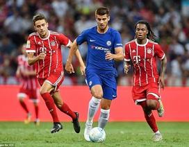 """""""Bom tấn"""" Morata ra mắt, Chelsea gục ngã trước Bayern  Munich"""
