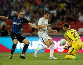 Morata gây thất vọng, Chelsea gục ngã trước Inter