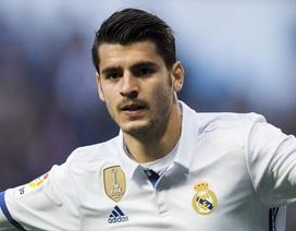 Morata gây sức ép với Real Madrid để được tới MU