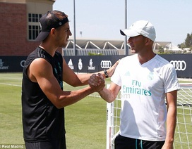 """Bom tấn"" Morata thề không trở lại Real Madrid"