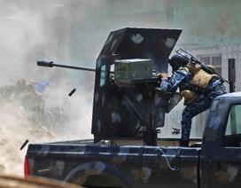 """Chuyện các nhà báo quốc tế đưa tin từ """"tử địa"""" Mosul"""