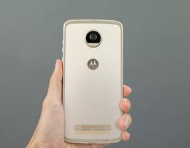 Đập hộp Motorola Z2 Play chính hãng tại Việt Nam