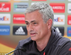 """Mourinho tuyên bố """"buông"""" Premier League, ưu tiên Europa League"""