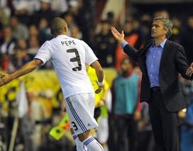 Mourinho muốn mang trò cưng Pepe tới MU