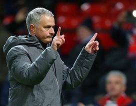 MU chiến thắng, Mourinho vẫn chê học trò