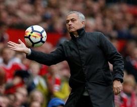 """Mourinho: """"MU sẽ chơi với 9 tiền đạo trước Liverpool"""""""