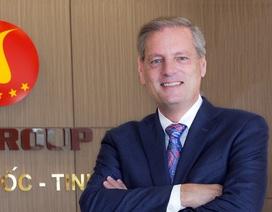 Cựu phó Chủ tịch điều hành GM về làm Tổng giám đốc ôtô VinFAST