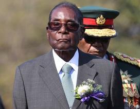Cựu Tổng thống Zimbabwe được miễn trừ truy tố
