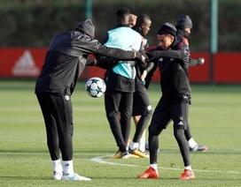 MU lại thực hiện bài tập lạ trước trận chiến với Benfica