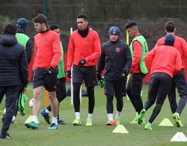 Rooney trở lại tập luyện cùng MU chuẩn bị cho Europa League