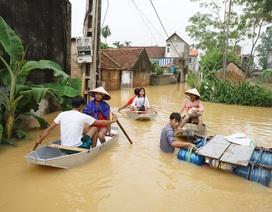 Tiếp tục cùng Dân trí chung tay giúp đỡ đồng bào bị lũ lụt