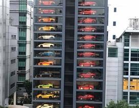 Mua siêu xe qua máy bán hàng tự động
