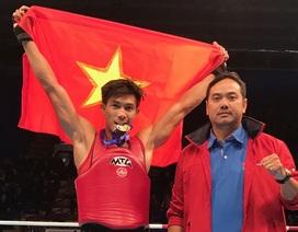 Muay Việt Nam giành 2 HCV giải vô địch thế giới 2017