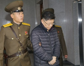 Triều Tiên thả mục sư Canada bị kết án chung thân