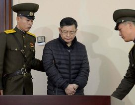Canada đàm phán với Triều Tiên thả mục sư bị kết án chung thân