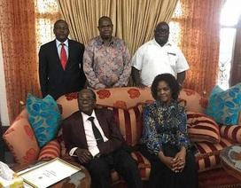 Cựu đệ nhất phu nhân Zimbabwe tái xuất sau tin đồn bị giam tại nhà tù quân sự