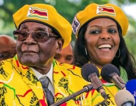 """Quân đội Zimbabwe """"dọa"""" tung hồ sơ mật để buộc Tổng thống Mugabe từ chức"""