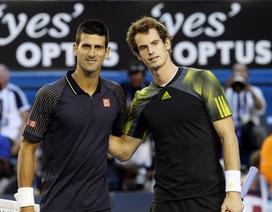 Murray đối đầu với Djokovic ở chung kết Qatar Open