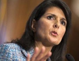 Mỹ dọa tấn công tiếp Syria
