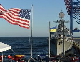 Mỹ xây trung tâm chỉ huy chiến dịch hàng hải ở Ukraine