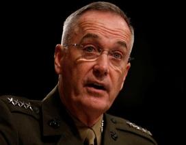 Tướng Mỹ tiết lộ tình huống sẽ dùng biện pháp quân sự với Triều Tiên