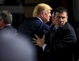 Mật vụ Mỹ cạn tiền vì bảo vệ gia đình Tổng thống Trump
