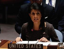 Mỹ kêu gọi áp lệnh trừng phạt mạnh nhất với Triều Tiên