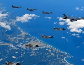 Triều Tiên tuyên bố không bỏ qua vụ máy bay Mỹ áp sát không phận