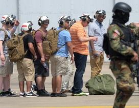 Mỹ diễn tập sơ tán công dân tại Hàn Quốc giữa lúc căng thẳng