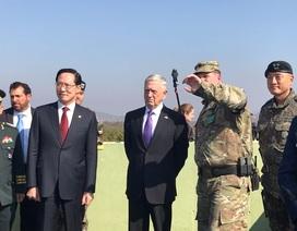 Ông chủ Lầu Năm Góc: Mục tiêu của Mỹ không phải chiến tranh với Triều Tiên