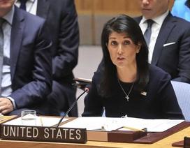 Mỹ rút khỏi hiệp ước Liên Hợp Quốc về di trú