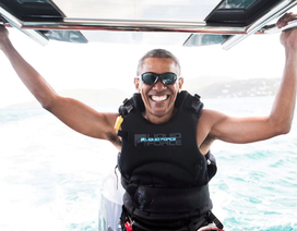 Cuộc sống của ông Obama sau khi rời Nhà Trắng