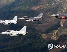 Mỹ điều 2 máy bay ném bom tầm xa tập trận cùng Hàn Quốc
