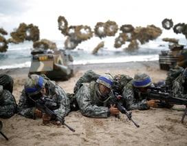 """Triều Tiên nói tập trận chung Mỹ - Hàn """"mạo hiểm chưa từng có"""""""