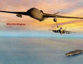 Máy bay Stingray Mỹ khiến tên lửa vô dụng