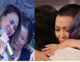 Mỹ Tâm nghẹn ngào hát, Phương Thanh khóc nức nở vì học trò