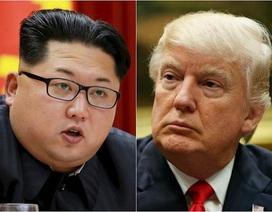 """Tổng thống Trump chỉ trích """"người tên lửa"""" Kim Jong-un"""