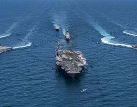 Việt Nam lên tiếng về kế hoạch tuần tra trên Biển Đông của Mỹ