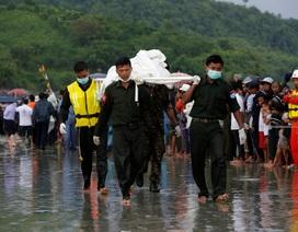Myanmar tìm thấy 29 thi thể nạn nhân vụ máy bay rơi