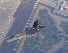 F-35 thay máu đủ sức cận chiến tay đôi Su-35