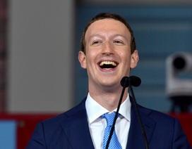 Tỷ phú Mark Zuckerberg kiếm 3 tỷ USD/tháng trong mùa hè năm nay
