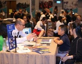 Triển lãm giáo dục New Zealand mở rộng cánh cửa du học cho bạn trẻ Việt Nam