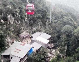 Sơ tán dân ở triền núi, học sinh toàn tỉnh nghỉ học tránh bão